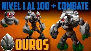 getlinkyoutube.com-Monster Legends - OUROS (Nivel 1 al 100)  + Combate