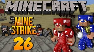 getlinkyoutube.com-SCARRING THE ENEMIES! [Minecraft Mine Strike #26]