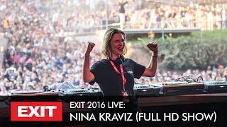 getlinkyoutube.com-EXIT 2016   Nina Kraviz Live @ mts Dance Arena FULL HD Show