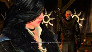 getlinkyoutube.com-The Witcher 3 - Yennefer's wish for the future