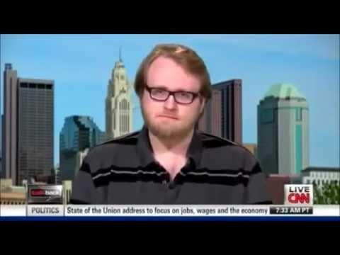 The Amazing Atheist Embarrasses Himself on CNN