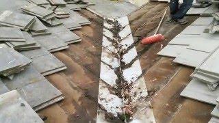 getlinkyoutube.com-ROOF TILE  Repairs ...How it's done!