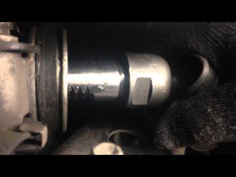 Стук рулевой рейки передней подвески Range Rover Sport