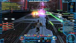 getlinkyoutube.com-SWTOR Beta Gameplay - Sargon (Vanguard) - PvP Voidstar - Part 1 (attacking)
