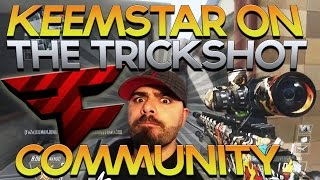 getlinkyoutube.com-KEEMSTAR on Faking Clips, Trickshot Scams, FaZe Moving to CS, Black Ops 3 and More! - Red Scarce