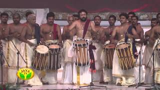 getlinkyoutube.com-Astonishing Chandai Melam Performance Of Actor Padmashree Jayaram by Jaya Tv