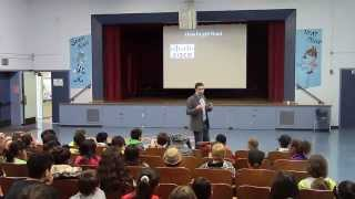 Walgrove Elementary Social Media Safety Kid Speech April 2015