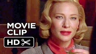 getlinkyoutube.com-Carol Movie CLIP - Strange Girl (2015) - Cate Blanchett, Rooney Mara Movie HD