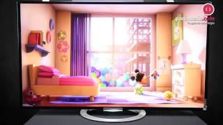 getlinkyoutube.com-Televisión Sony Bravia LED de 55 pulgadas (KDL-55W950A)
