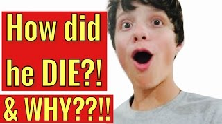 getlinkyoutube.com-How did CALEB LOGAN DIE! & WHY?