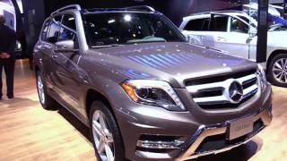 2018 Mercedes Benz GLK 250 BlueTec Design Limited Special First Impression Lookaround Review