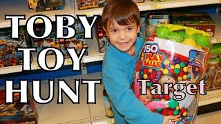 getlinkyoutube.com-TOY HUNTING Shopkins Target All Toy Collector Frozen Toby TMNT Imaginext Disney Princess Lego