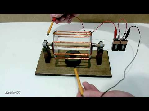 Electric Motor easy to make