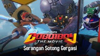 getlinkyoutube.com-Klip BoBoiBoy The Movie: Serangan Sotong Gergasi!