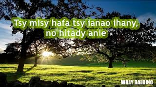 Ambondrona  Maraina vao Karaoke  Lyrics