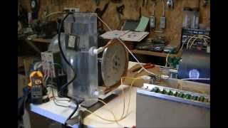 getlinkyoutube.com-Lenz's effect heating with RV motor 002 .wmv