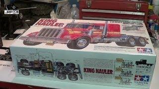 getlinkyoutube.com-JRP RC - Tamiya King Hauler 6x6 Build Pt.1 Unboxing