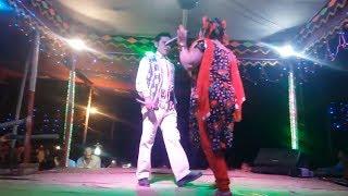 গ্রামের মধ্য রাতের প্রেম বিনোদন | Bangla Village Girl Dance | Bangla Jatra Dance | Stage Performance