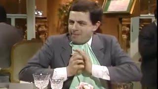 getlinkyoutube.com-Mr. Bean - The Curse of the Steak Tartar | Bean's Birthday Bash 2012