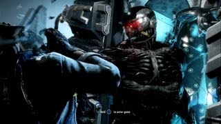 getlinkyoutube.com-Crysis 3 - All Cutscenes (Game Movie)
