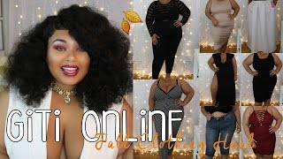 getlinkyoutube.com-PLUS SIZE ☽ 2016 FALL FASHION HAUL WITH GITI ONLINE & TRY ON + CALL TO ACTION !!