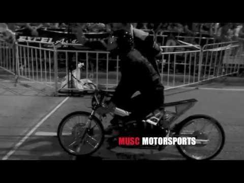KING DRAG BIKE OPEN - KBS MALAYSIAN DRAG RACE 2013 R3
