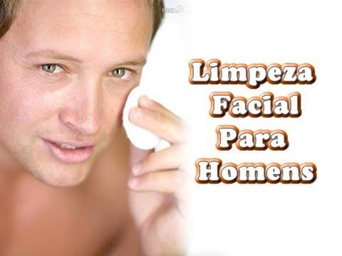 Curso grátis de Limpeza facial para homens (Mulheres também...)