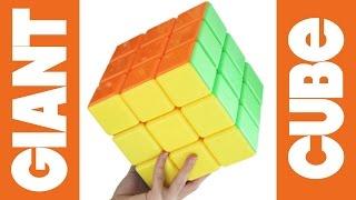 getlinkyoutube.com-World Record Stickerless Cube Unboxing!!!