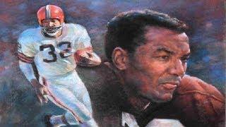 getlinkyoutube.com-Jim Brown Highlights - A Legend