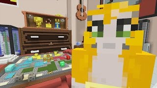 Minecraft Xbox - Always Jumping Challenge - Battle Mini-Game