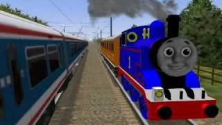 getlinkyoutube.com-Thomas visits the Mainline
