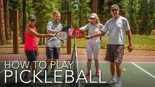 getlinkyoutube.com-How to Play Pickleball