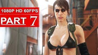 getlinkyoutube.com-Metal Gear Solid 5 The Phantom Pain Gameplay Walkthrough Part 7 [1080p HD 60FPS] - No Commentary