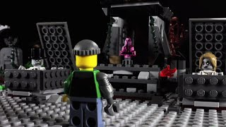 LEGO® ReBrick Halloween Competition: The Zombies
