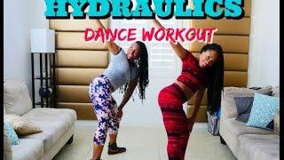 getlinkyoutube.com-Keaira LaShae HYDRAULICS Dance Workout - Uncle Luke