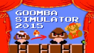 getlinkyoutube.com-GOOMBA SIMULATOR 2015 - THE SAD LIFE OF A GOOMBA!