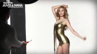 getlinkyoutube.com-Juvis releases making of clip for CF featuring After School