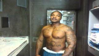 getlinkyoutube.com-Inmate, Convict, Prisoner, Jail, Prison, Workout, Routine, Burpees, No Weights or Steroids