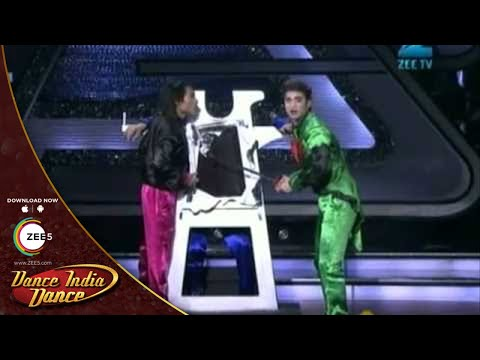 Dance India Dance Season 3 April 08 '12 - Raghav, Pradeep & Neerav
