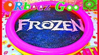 getlinkyoutube.com-ORBEEZ CRUSH Disney Frozen Ice Power Elsa Goo Disney Frozen Sing-A-Long Elsa Full Length Let It Go