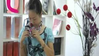 getlinkyoutube.com-LJ Fashion - Magic Scarf