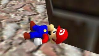 getlinkyoutube.com-The Many Ways Mario Has Been Killed In His 25 Years Of Gaming (Original)