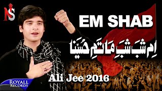 getlinkyoutube.com-Ali Jee | Em Shab | 2016 (Subtitles Available in English)