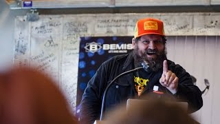 getlinkyoutube.com-Aaron Draplin: Tall Tales from a Big Man