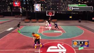 getlinkyoutube.com-NBA 2K15 - Dropping Off Comeups LOL
