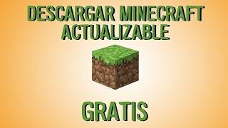 getlinkyoutube.com-Descargar e Instalar Minecraft Actualizable 1.10 - Gratis - Rápido y Fácil - Español
