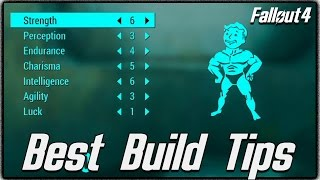 getlinkyoutube.com-Fallout 4 - Best Character Build Tips + Secret SPECIAL Book Location! (Get an Extra SPECIAL Point)