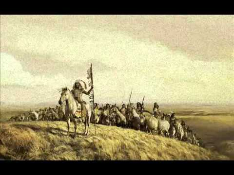 Relaxing Native American Music-Oputajua Indijanska Muzika