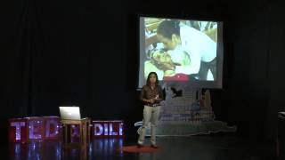 getlinkyoutube.com-My own father sold me for 5 dollars! | Bella Galhos | TEDxDili