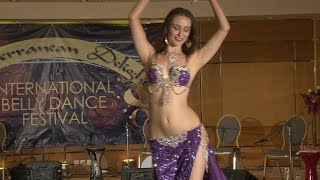getlinkyoutube.com-Masha -  Belly Dance  Greece 2014